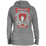 Ladies Protect Our Mother Earth Hoodies - Back Print