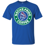 Native Pride Coffee Shirt