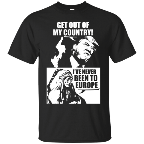 Native Inspired Never Been To Europe