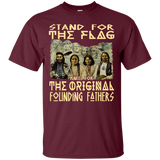 Kneel For The Original Founding Fathers