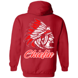 Chiefin Hoodies - Back Print