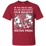 Native Inspired Military Rights