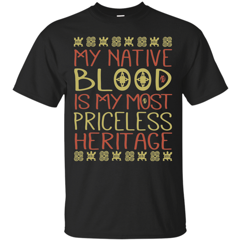 Brown Nature Is My Most Priceless Heritage
