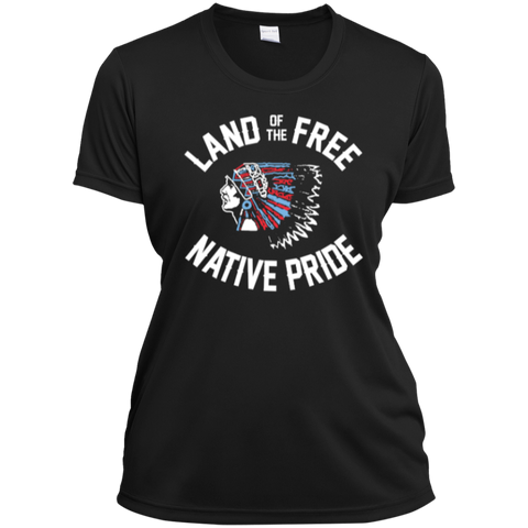 Ladies Native Inspired Land of the Free