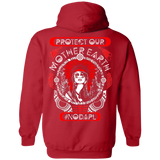 Protect Our Mother Earth Hoodies - Back Print
