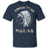 Proud To Be Native