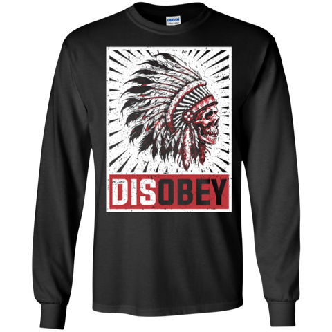 Disobey Skull Chief