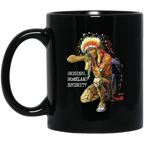 Original Homeland Security Mug