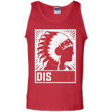 Native Chief Disobey - Tank Top