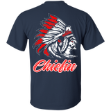 Chiefin - Back Print
