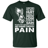 Native Inspired Chief Pain