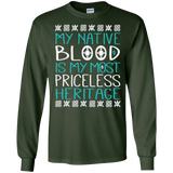 Teal Nature Is Most Priceless Heritage