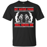 My Native Pride Will Never Die