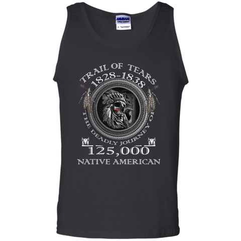 Trail Of Tears 1828-1838 - Tank Top