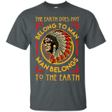 Native Belongs To The Earth