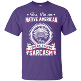 Native Inspired Sarcasm