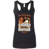 Ladies Native Woman Blood