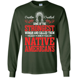 Native American Women Are Strongest