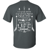 Water Is Life - Back Print