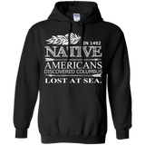 Native Inspired Discovered Columbus