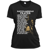 Ladies Gold Native Inspired Prayer