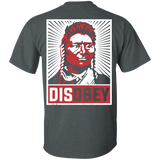 Disobey American Indian Back Print
