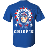 Chief'n - Back Print