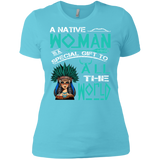 Ladies A Native Woman