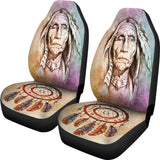 Native American Founding Father Car Seat Covers