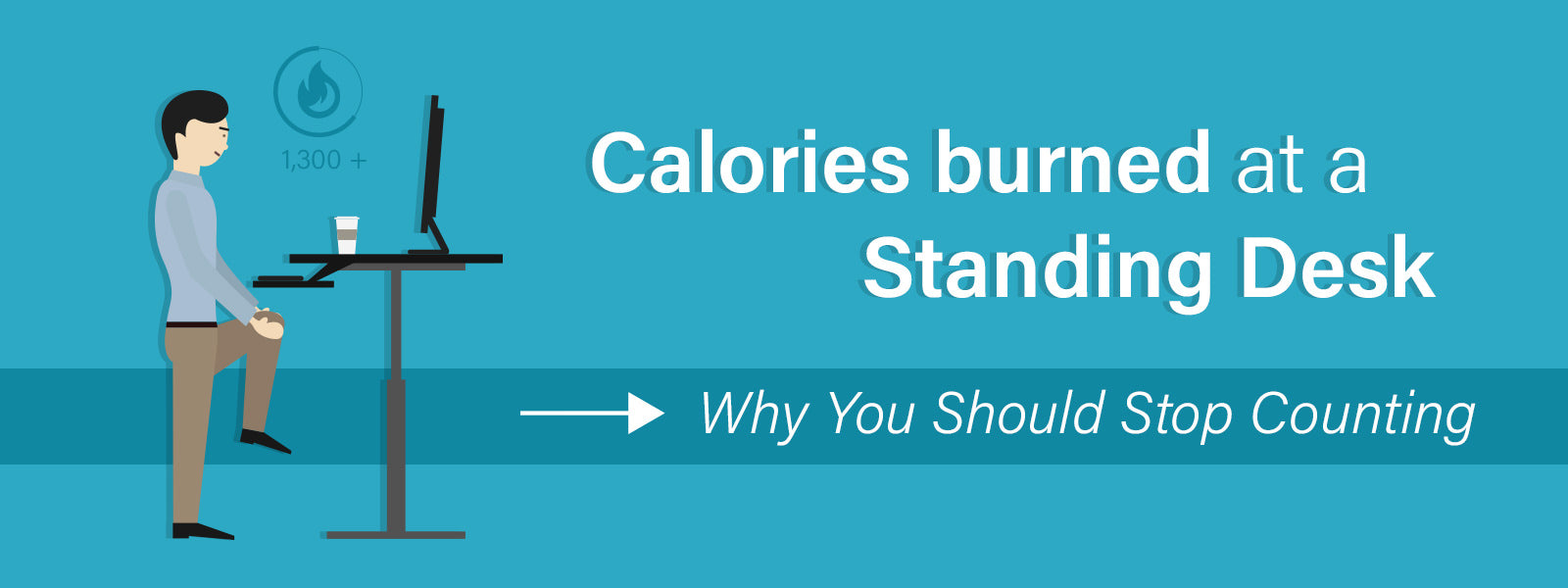 Standing Desk Calories Burned