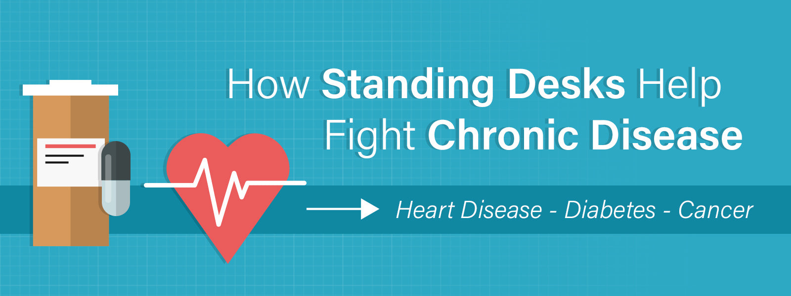 Standing Desks and Chronic Disease