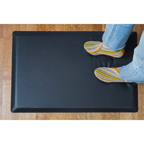 Rocelco DADR Platinum Ergonomic Bundle Anti Fatigue Mat Top View