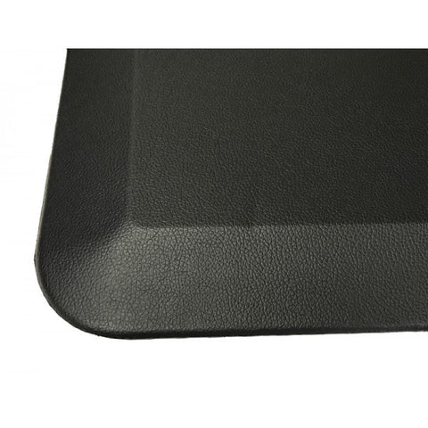 ApexDesk Anti-Fatigue Standing Mat Black Close Up