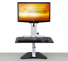 Ergo Desktop Kangaroo Pro Junior front view