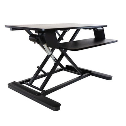 Ergotech Freedom E 36_ Desk 3D View