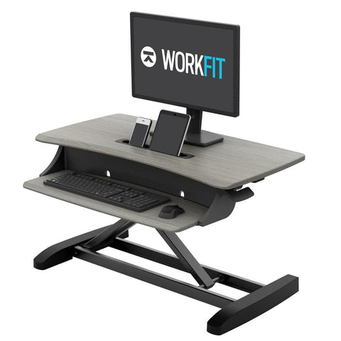 Ergotron Workfit Z Mini 3D View