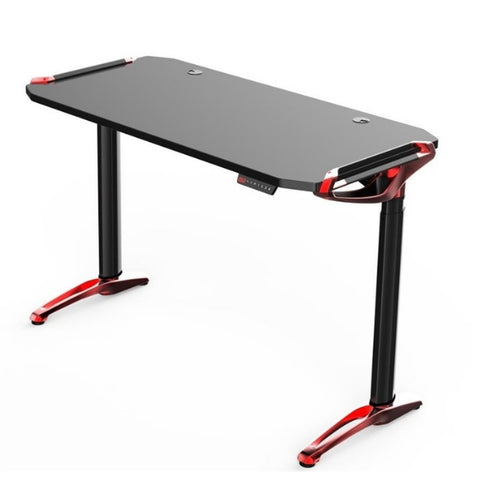 Eureka E-1 Racer Electric Standing Desk for Gamers