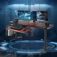 Eureka IM60 Gaming Table 3D View Loaded