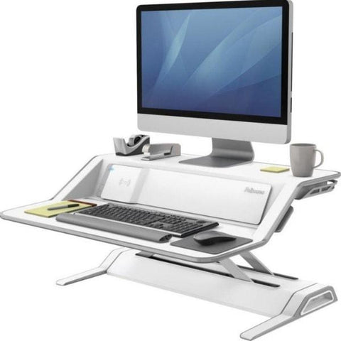 Fellowes Lotus DX Sit Stand Workstation