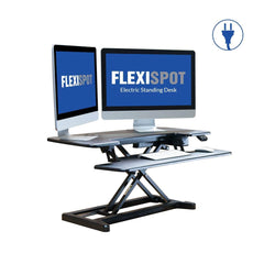 Flexispot EM7 Electric Standing Desk Converter