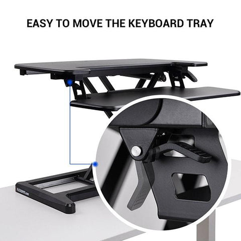 Flexispot M7M Keyboard Tray Lever
