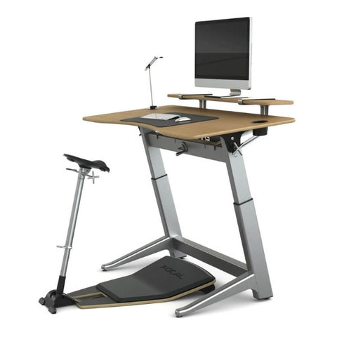 Focal Upright Locus Standing Desk Bundle Pro