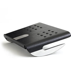 Humanscale FM500 Foot Rest 3D View Black