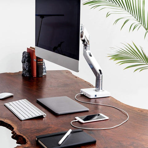 Humanscale M8 Side View Mconnect