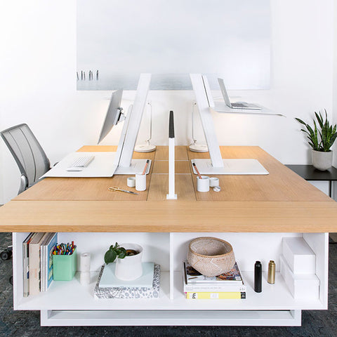 Humanscale QuickStand Eco Single Monitor And Laptop