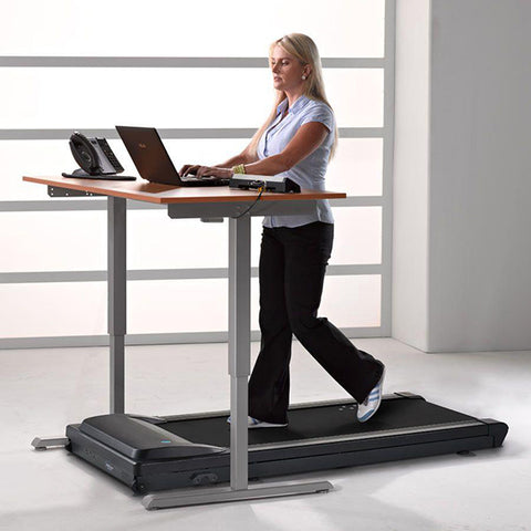 walking while working with lifespan tr1200 dt3 treadmill