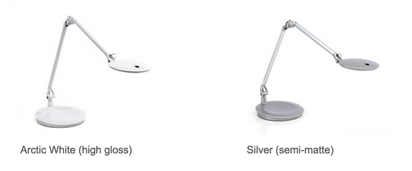 Humanscale Element Disc Task Light Color Option