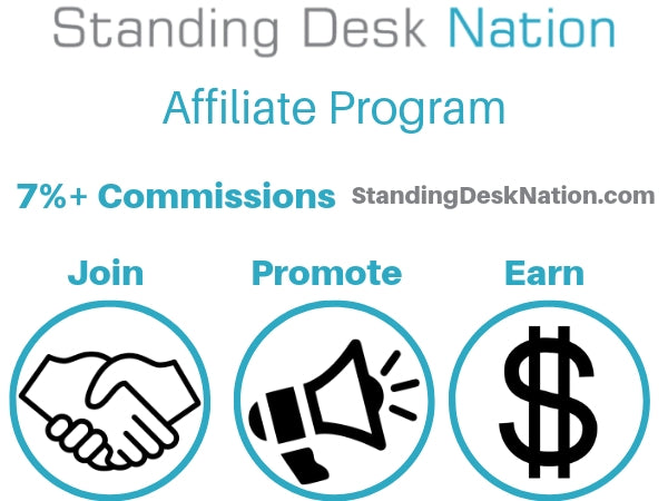 Standing Desk Nation Affiliate Program