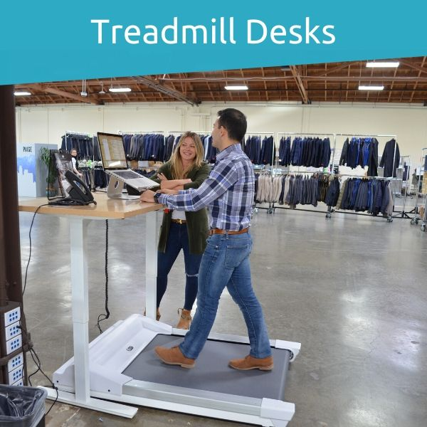 Unsit Treadmill Desk Collection