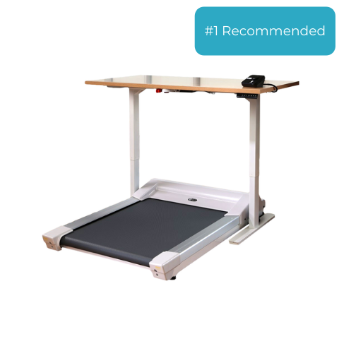 Unsit Treadmill Desk - #1 Recommended
